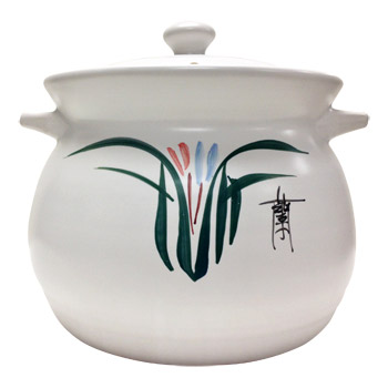 Ceramic Soup Pot (5.3L)