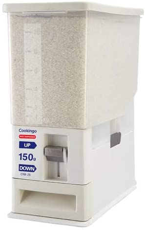 Cookingo Rice Dispenser (26 lbs.)
