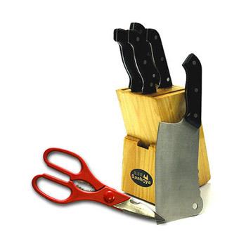 8pc Knife Set