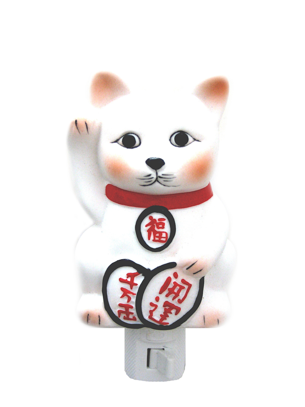 Ceramic Lucky Cat Night Lights (CF04)