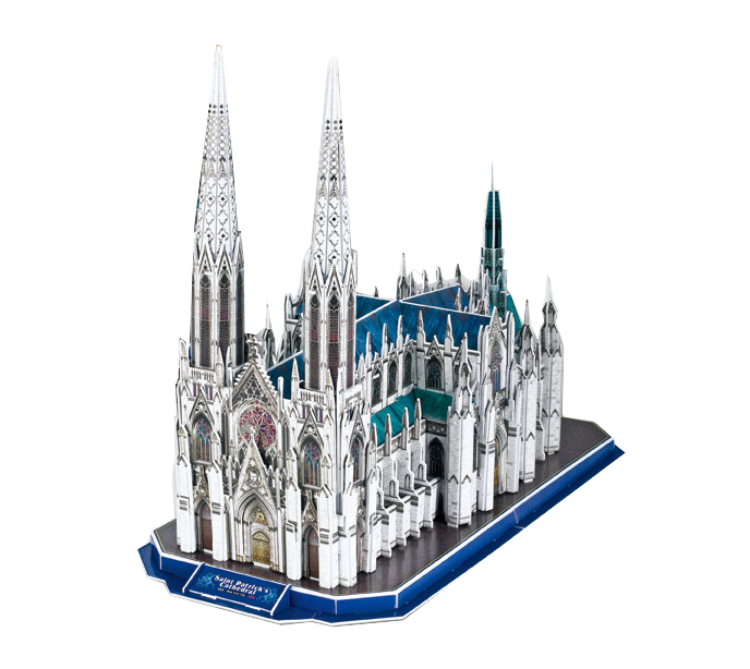 St. Patrick's Cathedral (U.S.A) 117 PCS