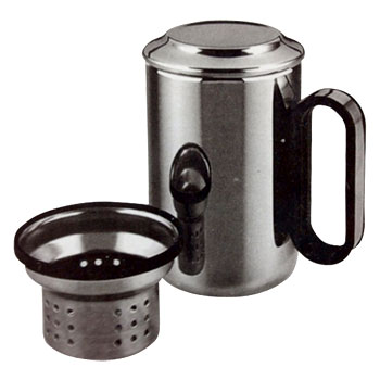 Vacuum Mug with Filter