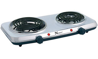 Electric Double Burner/ 1440W