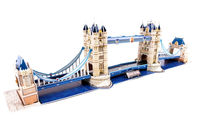 Tower Bridge (U.K) 120 PCS