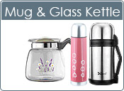 Mug & Glass Kettle