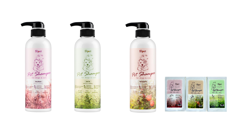 Sipet Pets Shampoo